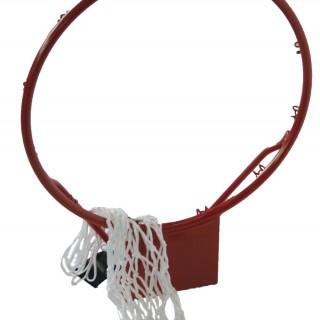 Obruč basketbalová SPARTAN 16 mm + sieťka