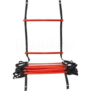 Rebrík na rýchle nohy 4 m