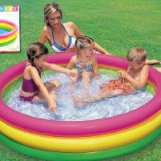 Bazén INTEX 114x25cm