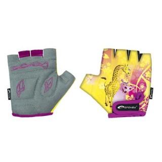Rukavice cyklistické SPOKEY Giraffe Glove