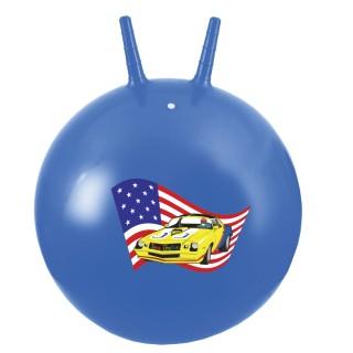 Balón skákací SPOKEY NAZCAR 45cm