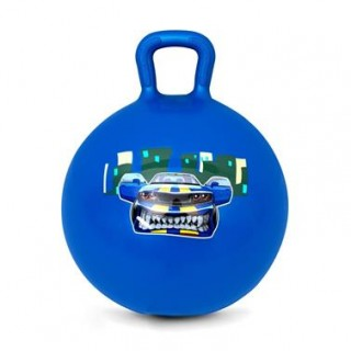 Balón skákací SPOKEY SPEEDSTERS 45cm