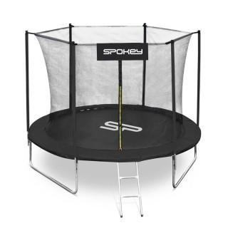 Trampolína SPOKEY JUMPER 305 cm + ochranná sieť + rebrík