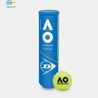 Loptičky tenisové DUNLOP Australian Open 4ks