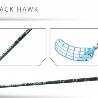 Hokejka MPS Black Hawk 100 cm Blue