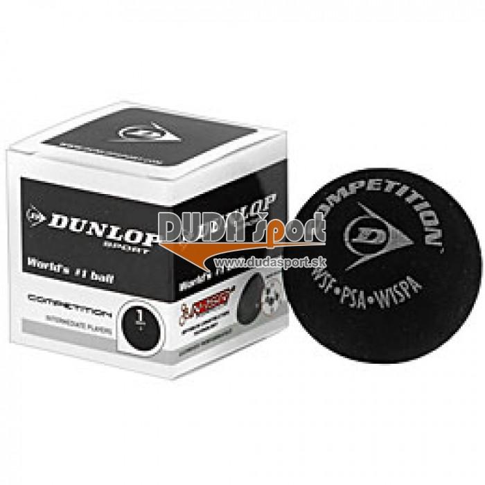 Loptička squash DUNLOP Competition