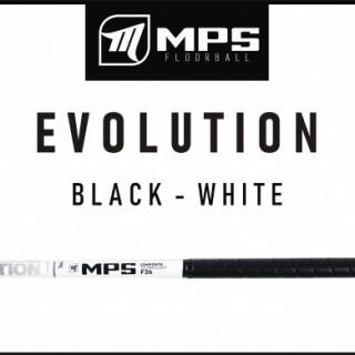 Hokejka MPS Evolution 100 cm White