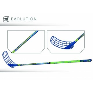 Hokejka MPS Evolution 100 cm Blue