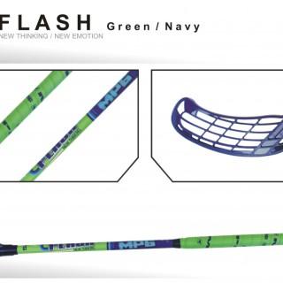 Hokejka MPS Flash 85 cm blue