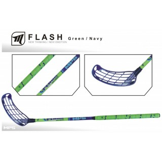 Hokejka MPS Flash 85 cm blue
