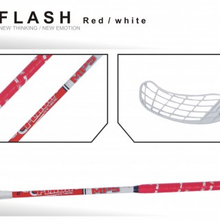 Hokejka MPS Flash 85 cm red
