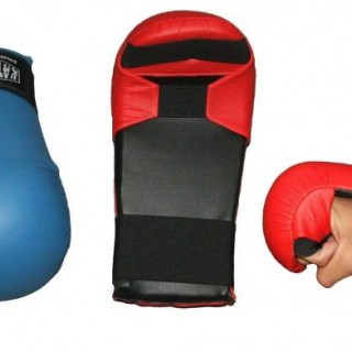Chrániče rúk karate KATSUDO Klasik bez palca