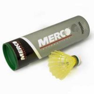 Badmintonové košíky Merco PROFESSIONAL 6ks