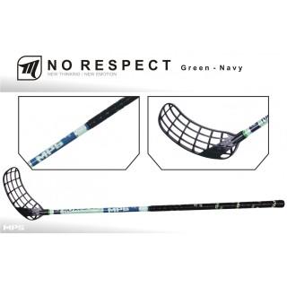 Hokejka MPS No Respect 96-100 cm Green