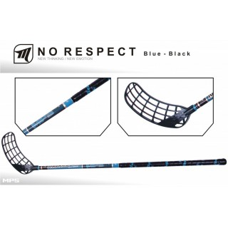 Hokejka MPS No Respect 96-100 cm Blue
