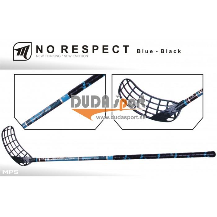 Hokejka MPS No Respect 96-100 cm Blue