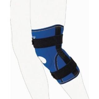 Bandáž RUCANOR PATELLO PLUS koleno s dierou predĺžená
