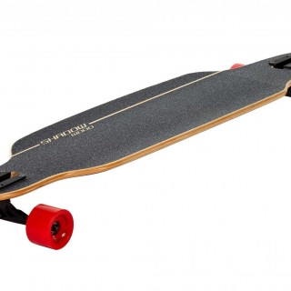 Longboard SPARTAN Shadow Wood 42