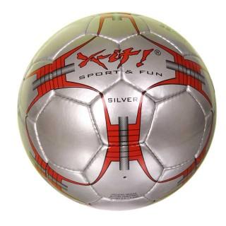 Lopta futbalová X-it! SILVER - VÝPREDAJ!