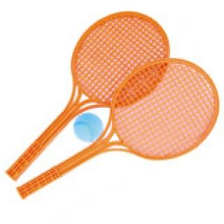 Soft tenis farebný