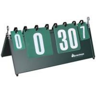 Ukazovateľ skóre Meteor kov 0-30 bodov 0-7 setov