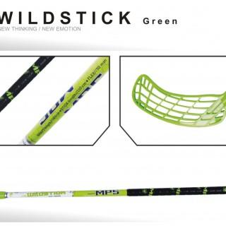 Hokejka MPS Wildstick 100 cm GREEN