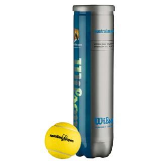 Loptičky tenisové WILSON Australian Open 4ks