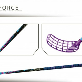Hokejka MPS X-Force 100 cm Purple