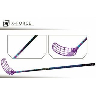 Hokejka MPS X-Force 100 cm Purple
